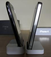 Apple iPhone 4 Черный 32GB16GB Unlocked GSM сотового телефона и IPAD
