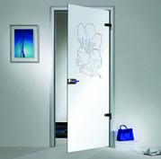 Двери стеклянные , раздвижные , перегородки