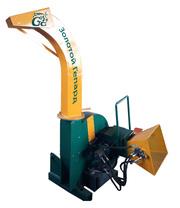 Рубильная машина,  для измельчения бревен и отходов древисины