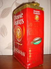 Douwe Egberts Karavan в зернах 97грн (оптом дешевле)