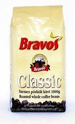Кофе в зернах и молотое Bravos Classic 1кг (оптом на много дешевле)