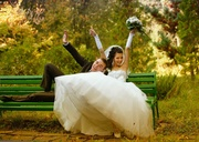 Весільний фотограф в Ужгороді,  відеозйомка