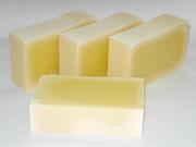 Натуральное мыло из растительных масел