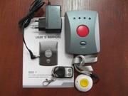 GSM сигнализация беспроводная для дома, офиса, магазина BSE-2100 комплект,  950 грн.