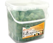 Оливки крупные греческие (Olive DOLCI GIGANTI )