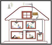 Усилители (ретрансляторы) мобильной связи для помещений