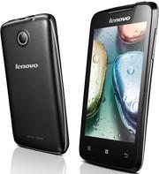 Lenovo IdeaPhone A390 (Black)