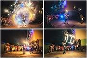 Театр огня FIRE LIFE - лучшее фаер шоу Закарпатья!