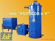 Промышленный котел на щепе для отопления от 1000 кв.м.