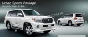 Оригинальный обвес Jaos,  Modellista для Toyota, Lexus, Mitsubishi