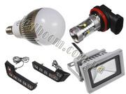 Led лента,  источники питания,  контроллеры,  прожекторы,  led аксессуары