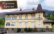 Отель на горнолыжном курорте Красия