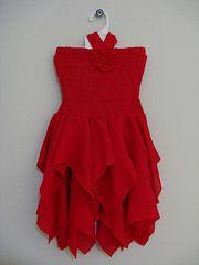 Нарядные детские платья из США