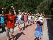 Летний детский лагерь в Закарпатье