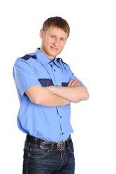 Охранник-администратор!**