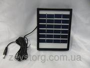 Солнечное зарядное устройство Solar Panel GD-Light MP-002WP ― солнечн