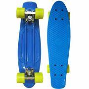 скейт Penny Board (Пенни борд) голубой
