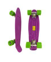 Пенни борд (Penny Board) фиолетовый