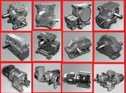 Мотор-редукторы и редукторы