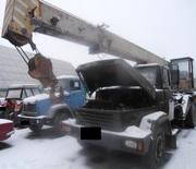 Продаем автомобильный кран ДАК КС-3575А,  10 тонн,  КРАЗ 250,  1991 г.в.