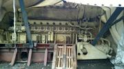 Продам Корабельный двигатель 6Д40,  735 кВт,  ген.