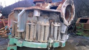 Продам дробилку КМД - КСД 2200 БУ,  брони новые КМД - КСД 2200