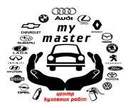 Термінове фарбування авто. Мукачеве