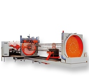 Линия для изготовления цилиндрических каркасов TJKHL1500/2000/3000