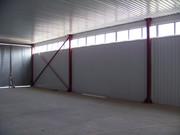 Побудувати швидкомонтований виробничий комплекс 18х36х40