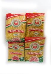 Макароны из мягких сортов пшеницы из Европы
