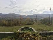 Участок с прекрасным видом в Закарпатье.