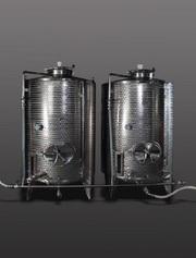 Резервуары для соков,  вина