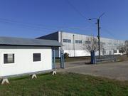 Производственно-складские помещения 2650м2 и 700м2 офис возле Евросоюз